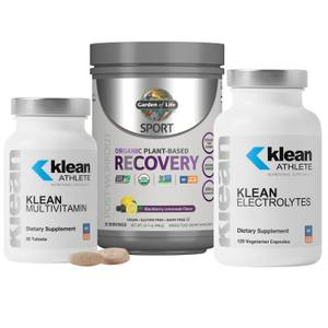 Garden of Life Recovery Fitness Bundle