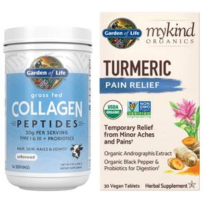 Garden of Life Joint and Inflammation Bundle