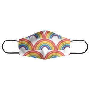 Rainbows Face Mask