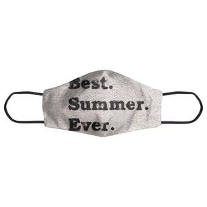 Best Summer Ever. Face Mask