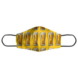 Beers Face Mask