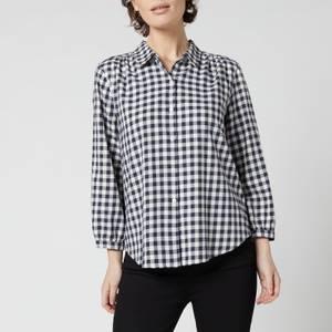 Barbour Women's Peregrine Shirt - Navy
