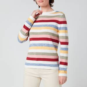 Barbour Women's Seaview Knitted Jumper - Multi