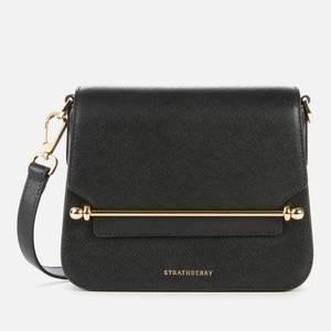 Strathberry Women's Ace Mini Shoulder Bag - Black
