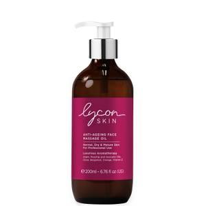 Lycon Skin Anti-Ageing Face Massage Oil 200ml