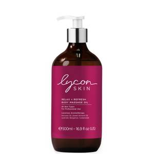 Lycon Skin Relax and Refresh Body Massage Oil 500ml