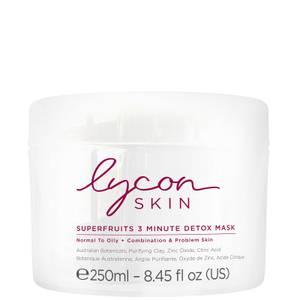 Lycon Skin Superfruits 3 Minute Detox Mask 250ml