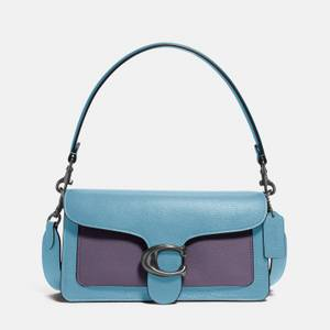 Coach Women's Colorblock Tabby Shoulder Bag 26 - Azure Multi