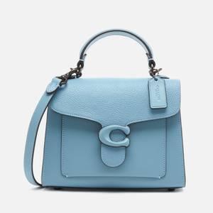 Coach Women's Tabby Top Handle Bag 20 - Azure