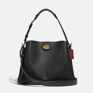 Coach Women's Willow Shoulder Bag - Black