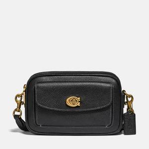 Coach Women's Willow Camera Bag - Black