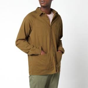 Barbour Beacon Men's Woods Overshirt - Uniform Green