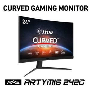 """MSI Optix MAG242C 23.6"""" Curved Gaming Monitor"""