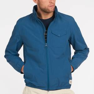 Barbour Men's Herron Jacket - Washed Inky