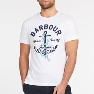 Barbour Men's Amble T-Shirt - White