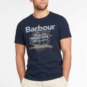 Barbour Men's Vessel T-Shirt - Navy
