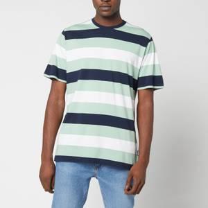 Barbour Men's Edwards Stripe T-Shirt - Navy