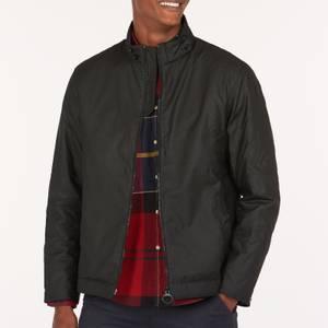 Barbour Men's Barnby Wax Jacket - Black