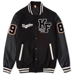 Original Hero x Gremlins Varsity Jacket - Black