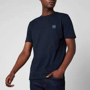 BOSS Casual Men's Tales T-Shirt - Dark Blue