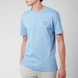 BOSS Casual Men's Tales T-Shirt - Open Blue