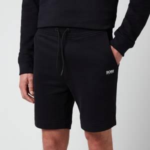 BOSS Casual Men's Skeevito Shorts - Black