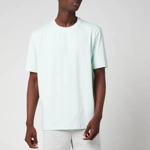 BOSS Casual Men's Relaxed Fit T-Shirt - Open Green