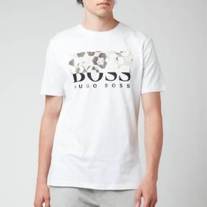 BOSS Casual Men's Teally T-Shirt - White