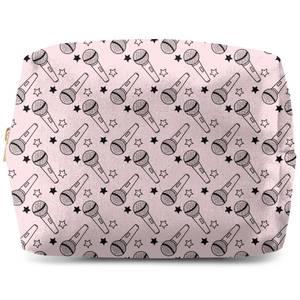 Microphone Makeup Bag