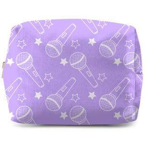Microphones Makeup Bag