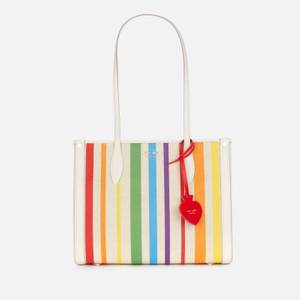 Kate Spade New York Women's Pride Medium Market Tote Bag - Multi