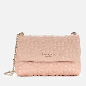 Kate Spade New York Women's Bloom Quilt Small Shoulder Bag - Flapper Pink