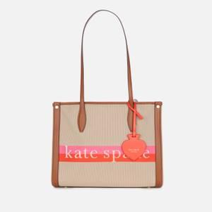 Kate Spade New York Women's Market Logo Medium Tote Bag - Multi