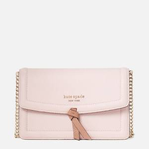 Kate Spade New York Women's Knott Flap Cross Body Bag - Chalk Pink Multi