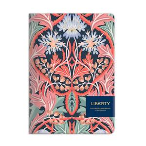 Liberty London May Handmade B5 Embroidered Journal