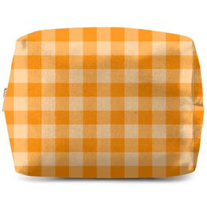 Baking Blanket Orange Wash Bag