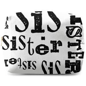 Vintage Sister [P] Wash Bag