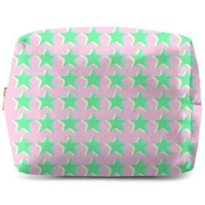 Riso Print Stars Wash Bag