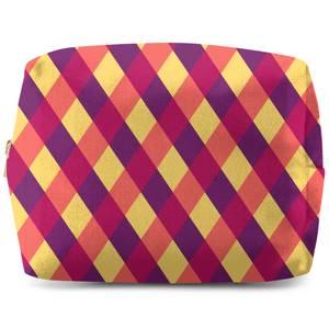 Circus Pattern Wash Bag