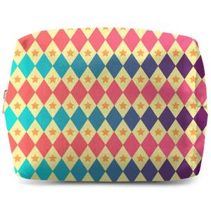 Big Top Pattern Wash Bag