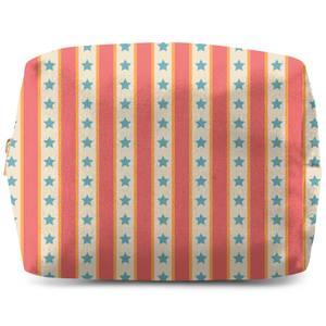 Carnival Pattern Wash Bag