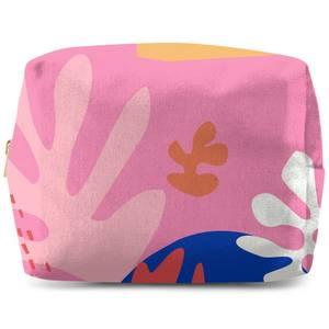 Colourful Abstract Wash Bag