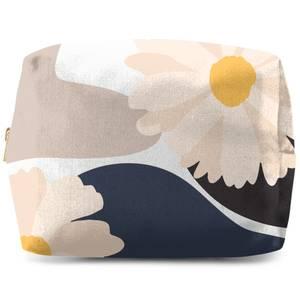 Abstract Daisies Wash Bag