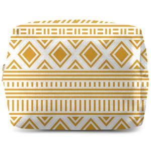 Aztec Pattern Wash Bag