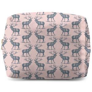 Deer Wash Bag