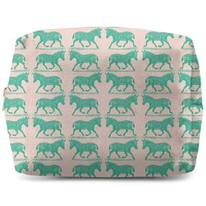 Zebra Wash Bag