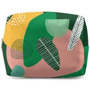 Earth Garden Wash Bag