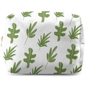 Multi Leaves Wash Bag