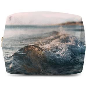 Crashing Wave Wash Bag