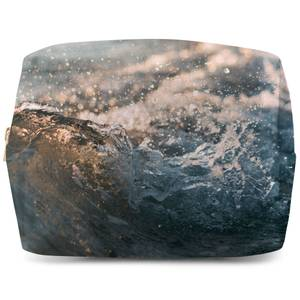 Wave Texture Wash Bag